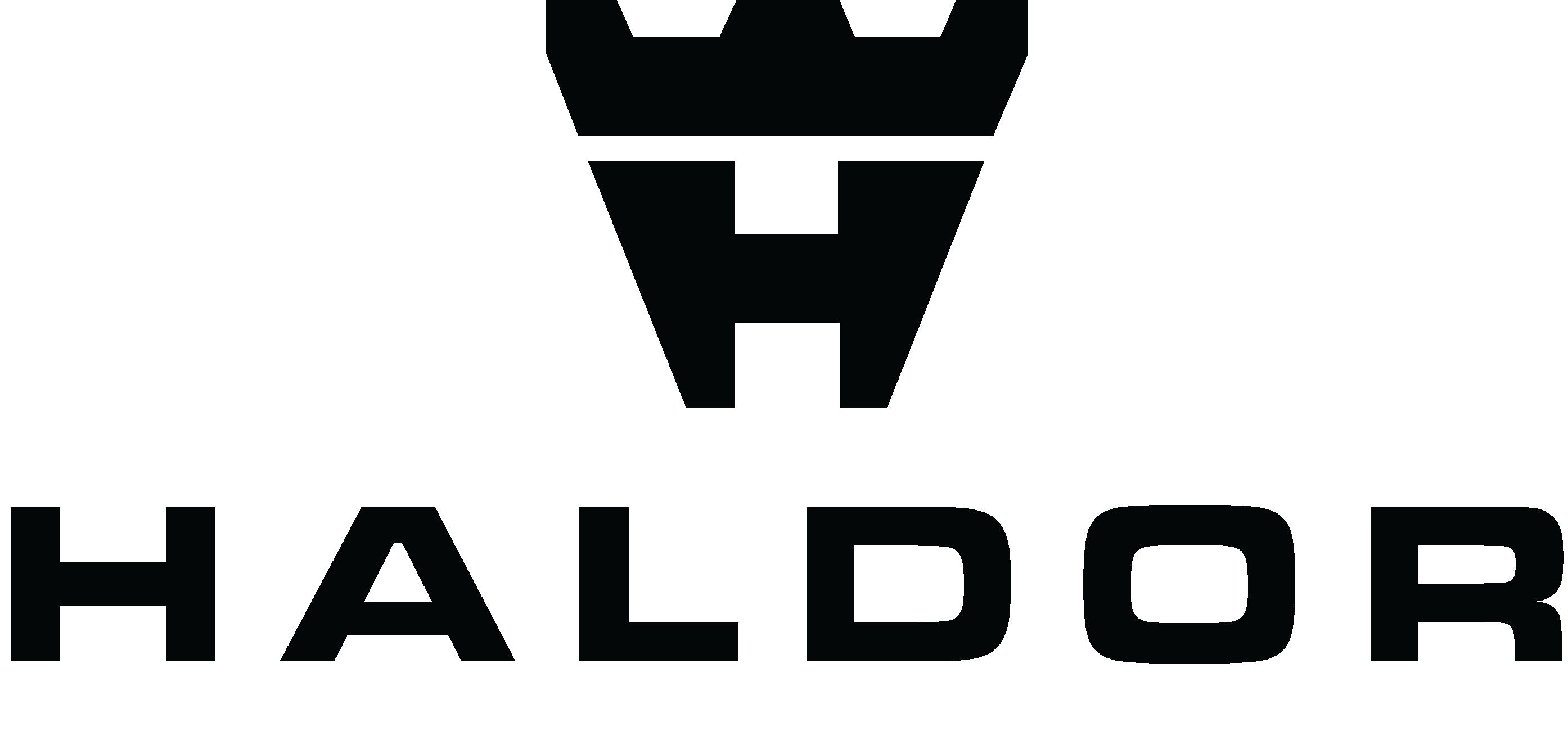 Official Haldor Website